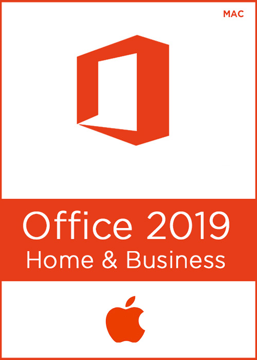 finest selection b2f97 13441 Microsoft Office Home and Business 2019 MAC Code kaufen