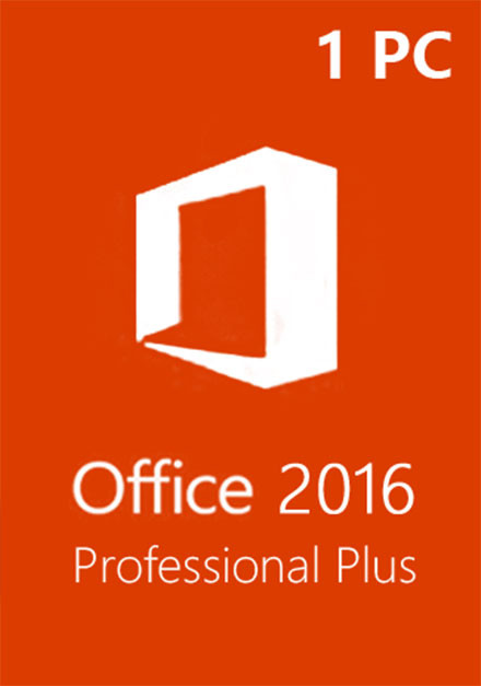 Microsoft Office Professional Plus 2016 Download Code kaufen