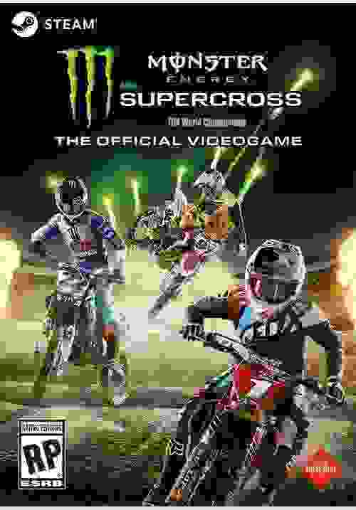 Monster Energy Supercross - The Official Videogame Key kaufen