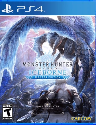 Monster Hunter World Iceborne PS4 Code kaufen
