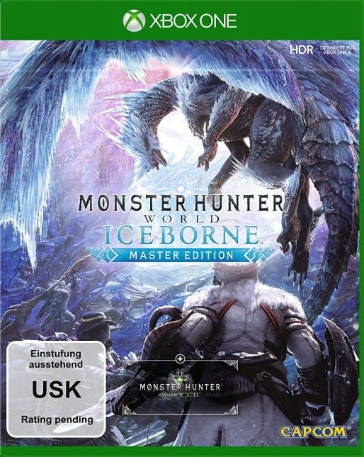 Monster Hunter World Iceborne Xbox One Code kaufen