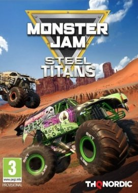 Monster Jam Steel Titans Key kaufen