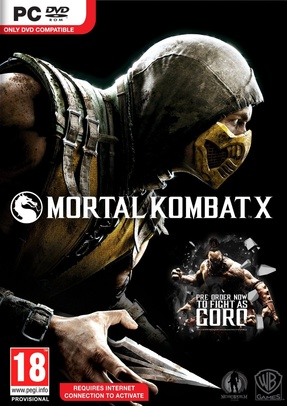 Mortal Kombat X Key kaufen für Steam Download