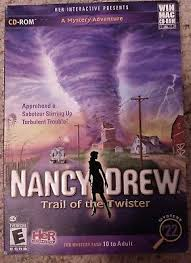 Nancy Drew - Trail of the Twister Key kaufen für Steam Download