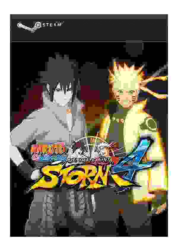 Naruto Shippuden Ultimate Ninja Storm 4 Deluxe Edition Key kaufen für Steam Download
