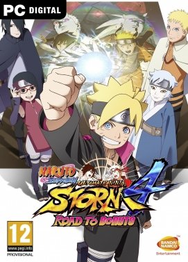 NARUTO SHIPPUDEN: Ultimate Ninja STORM 4 Road to Boruto Key kaufen
