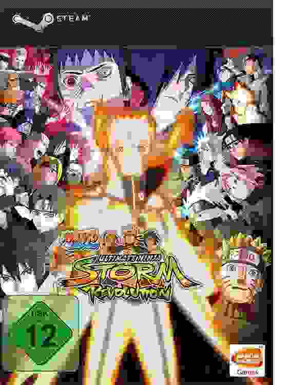 Naruto Shippuden - Ultimate Ninja Storm Revolution Key kaufen für Steam Download