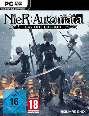 Nier Automata Game of the YoRHa Edition Key kaufen