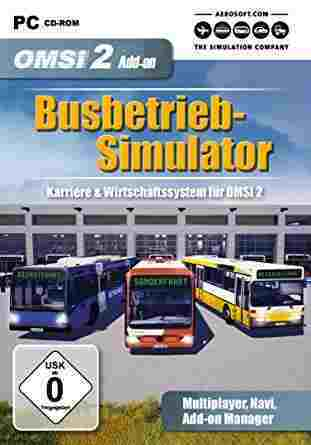 OMSI 2 - Der Omnibussimulator Busbetrieb-Simulator DLC Key kaufen für Steam Download
