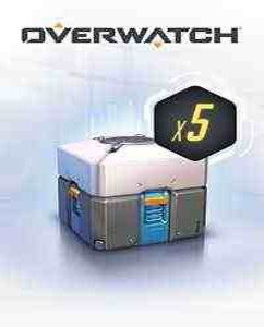 Overwatch - 5 Loot Boxes Key kaufen