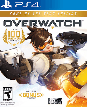Overwatch - Game of the Year Edition PS4 Download Code kaufen