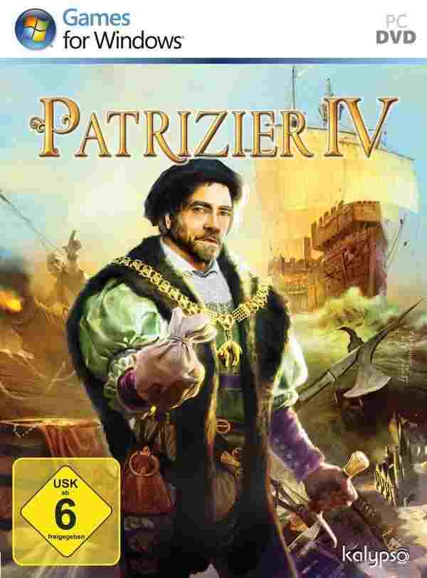 Patrizier IV Gold Edition Key kaufen und Download