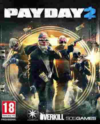 Payday 2 Key kaufen für Steam Download