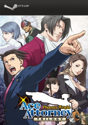 Phoenix Wright - Ace Attorney Trilogy Key kaufen