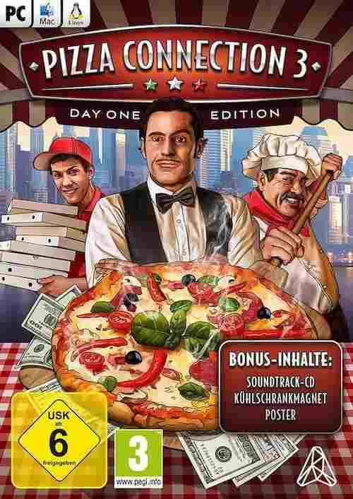 Pizza Connection 3 Key kaufen für Steam Download