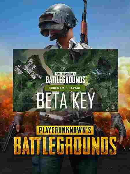 PlayerUnknown's Battlegrounds - Codename Savage Beta Key kaufen