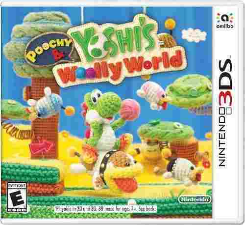 Poochy & Yoshi's Woolly World 3DS Download Code kaufen
