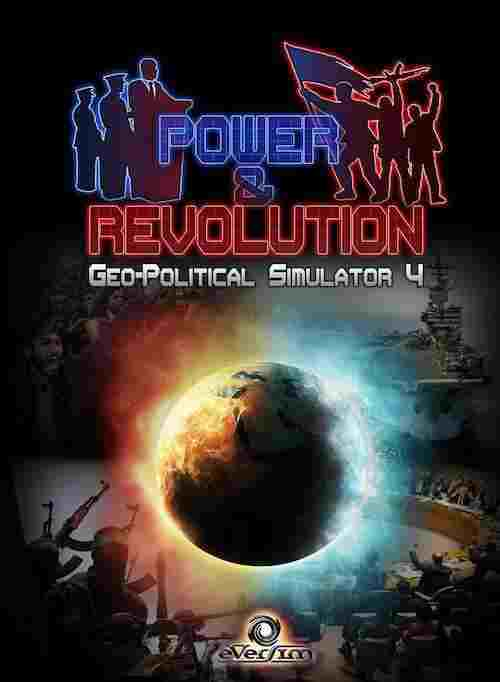 Power & Revolution - Geo-Political Simulator 4 Key kaufen