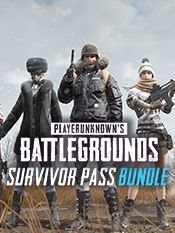 PUBG Survivor Pass Bundle Key kaufen