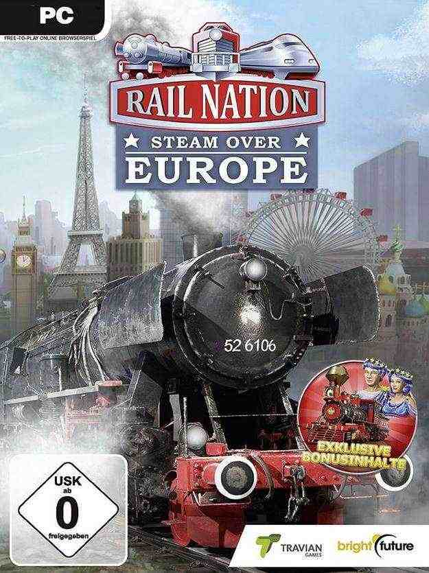 Rail Nation - Starter Pack Key kaufen