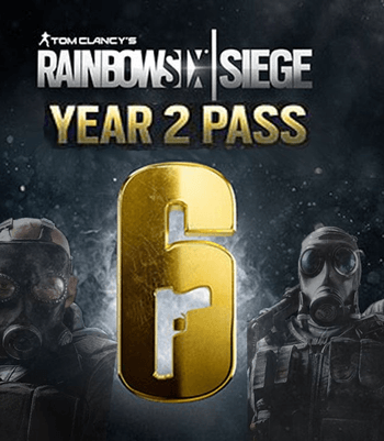 Rainbow Six Siege Year 2 Pass Key kaufen - R6S Year2