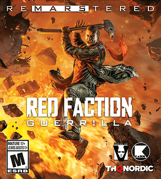 Red Faction Guerrilla Re-Mars-tered Key kaufen