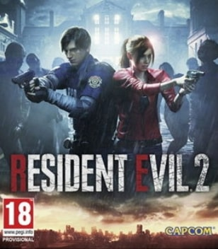 Resident Evil 2 Key  - RE2 Remake