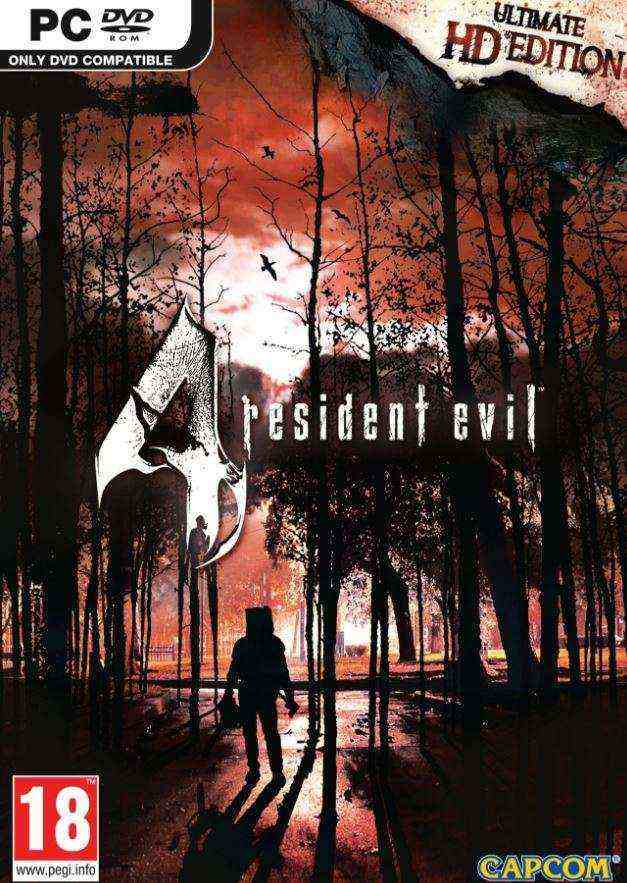 Resident Evil 4 Ultimate HD Edition Key kaufen für Steam Download