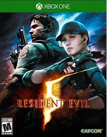 Resident Evil 5 Xbox One Download Code kaufen