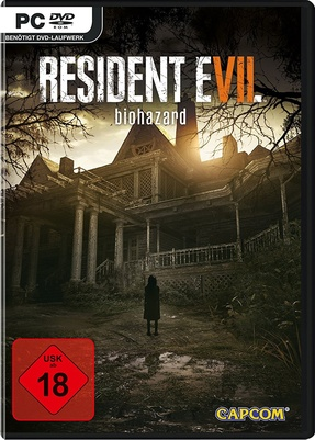 Resident Evil 7 Key kaufen - RE7 Key