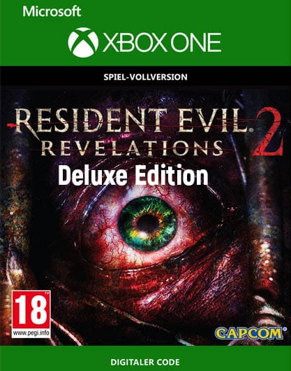 Resident Evil Revelations 2 Deluxe Edition Xbox One Code kaufen