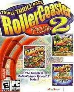 Rollercoaster Tycoon 2 Triple Thrill Pack Key kaufen und Download