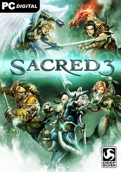 Sacred 3 - Orcland Story DLC Key kaufen für Steam Download