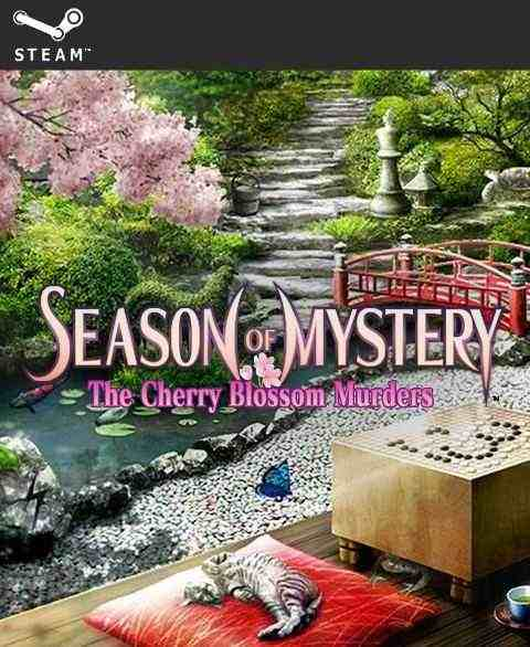 Season of Mystery The Cherry Blossom Murders Key kaufen für Steam Download