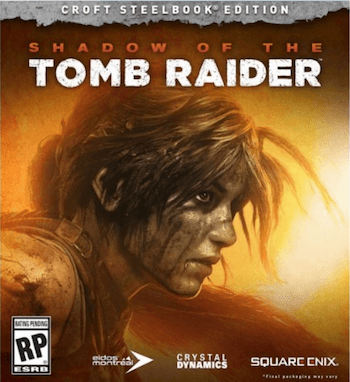 Shadow of the Tomb Raider Croft Edition key kaufen