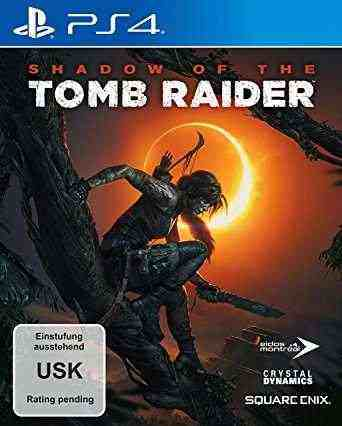 Shadow of the Tomb Raider Deluxe Edition PS4 Download Code kaufen