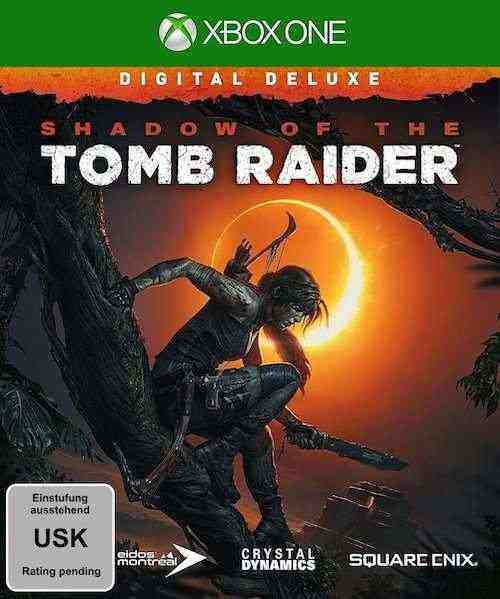 Shadow of the Tomb Raider Deluxe Edition Xbox One Download Code kaufen