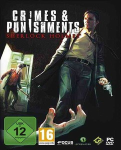 Sherlock Holmes - Crimes and Punishments Key kaufen für Steam Download