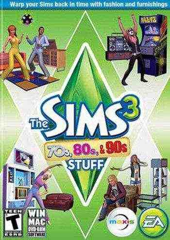 Sims 3 - 70er, 80er & 90er Accessoires Key kaufen für EA Origin Download