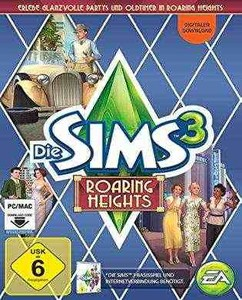 Sims 3 - Roaring Heights Key kaufen für EA Origin Download