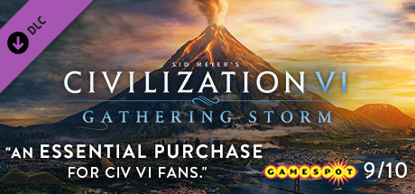 Civilization 6 Gathering Storm Key kaufen