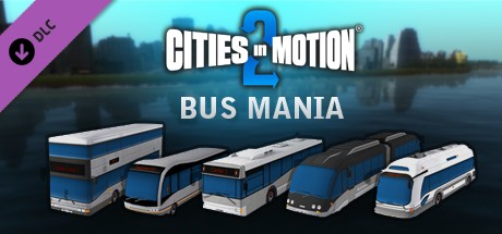 Cities in Motion 2 - Bus Mania DLC Key kaufen