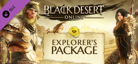 Black Desert Online - Explorer's Package DLC Key kaufen