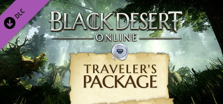 Black Desert Online - Traveler's Package DLC Key kaufen