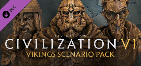Civilization 6 - Vikings Scenario Pack DLC Key kaufen für Steam Download