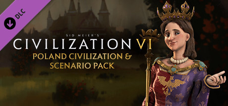 Civilization 6 - Poland Civilization & Scenario Pack DLC Key kaufen für Steam Download