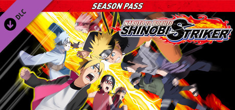 NARUTO TO BORUTO SHINOBI STRIKER Season Pass Key kaufen