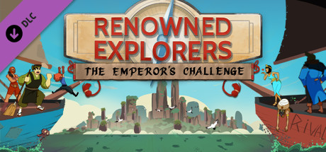 Renowned Explorers The Emperor's Challenge Key kaufen