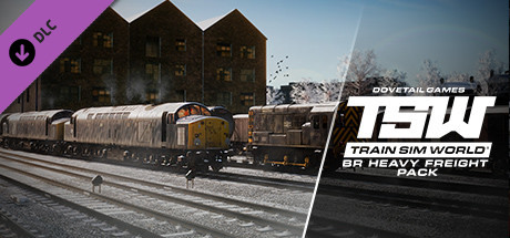 Train Sim World BR Heavy Freight Pack Loco Key kaufen