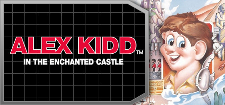 Alex Kidd in the Enchanted Castle Key kaufen